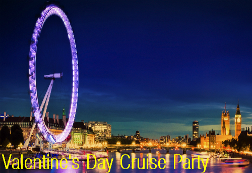 Valentines Day Cruise Party